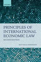 Principles of International Economic Law - ISBN 9780198790570