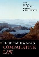 The Oxford Handbook of Comparative Law - ISBN 9780198810230