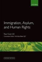 Immigration, Asylum, and Human Rights - ISBN 9780199236008