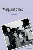 Wrongs and Crimes - ISBN 9780199571376