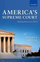 America's Supreme Court: Making Democracy Work - ISBN 9780199606733
