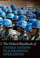 The Oxford Handbook of United Nations Peacekeeping Operations - ISBN 9780199686049
