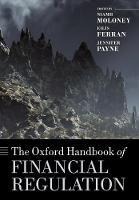 The Oxford Handbook of Financial Regulation - ISBN 9780199687213