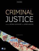 Criminal Justice - ISBN 9780199694969