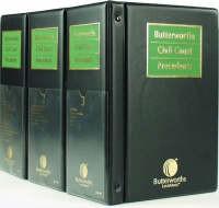 Butterworths Civil Court Precedents - ISBN 9780406048479