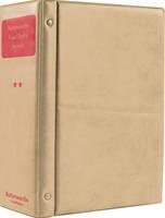 Butterworths Road Traffic Service - ISBN 9780406996541