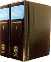 Oke's Magisterial Formulist - ISBN 9780406998354