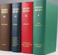 English Reports 1220 - 1865 - ISBN 9780406998477