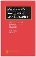 Macdonald's Immigration Law & Practice - ISBN 9781474317191