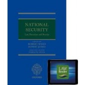 National Security Law, Procedure, and Practice: Digital Pack - ISBN 9780192843951