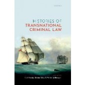 Histories of Transnational Criminal Law - ISBN 9780192845702