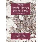 The Evolution of EU Law 3e - ISBN 9780192846556
