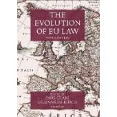 The Evolution of EU Law 3e - ISBN 9780192846563