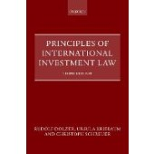 Principles of International Investment Law - ISBN 9780192857804