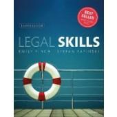 Legal Skills - ISBN 9780192893642