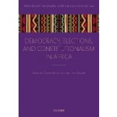 Democracy, Elections, and Constitutionalism in Africa - ISBN 9780192894779