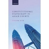 Constitutional Statecraft in Asian Courts - ISBN 9780198716839