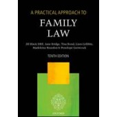 A Practical Approach to Family Law - ISBN 9780198737605