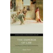 The Emperor of Law: The Emergence of Roman Imperial Adjudication - ISBN 9780198744450