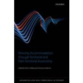 Minority Accommodation through Territorial and Non-Territorial Autonomy - ISBN 9780198746669