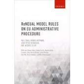 ReNEUAL Model Rules on EU Administrative Procedure - ISBN 9780198795308