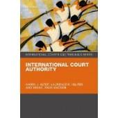 International Court Authority - ISBN 9780198795599