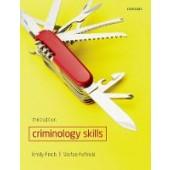 Criminology Skills - ISBN 9780198799818