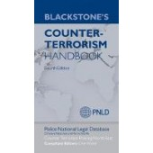 Blackstone's Counter-Terrorism Handbook - ISBN 9780198804482