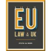 EU law in the UK - ISBN 9780198805922