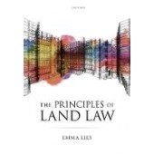 The Principles of Land Law - ISBN 9780198810995