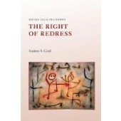 The Right of Redress - ISBN 9780198814405