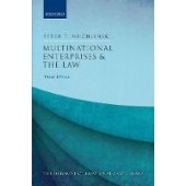 Multinational Enterprises and the Law - ISBN 9780198824145