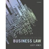 Introduction to Business Law - ISBN 9780198824886
