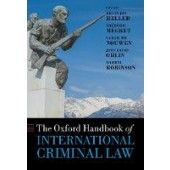 The Oxford Handbook of International Criminal Law - ISBN 9780198825203
