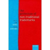 The Protection of Non-Traditional Trademarks: Critical Perspectives - ISBN 9780198826576