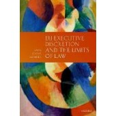 EU Executive Discretion and the Limits of Law - ISBN 9780198826668