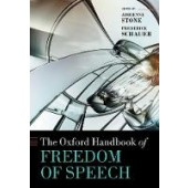 The Oxford Handbook of Freedom of Speech - ISBN 9780198827580