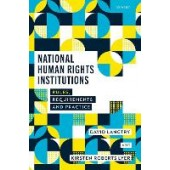 National Human Rights Institutions: Rules, Requirements, and Practice - ISBN 9780198829102