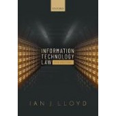 Information Technology Law - ISBN 9780198830559