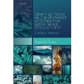 Crafting Trade and Investment Accords for Sustainable Development: Athena's Treaties - ISBN 9780198831341