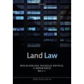 Land Law - ISBN 9780198831877