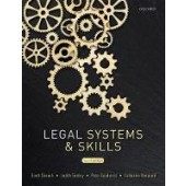 Legal Systems & Skills: Learn, Develop, Apply - ISBN 9780198834328
