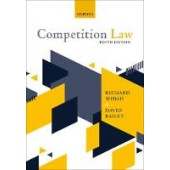 Competition Law - ISBN 9780198836322