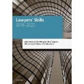 Lawyers' Skills - ISBN 9780198838647