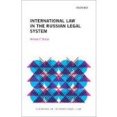 International Law in the Russian Legal System - ISBN 9780198842958