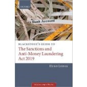 Blackstone's Guide to the Sanctions and Anti-Money Laundering Act 2018 - ISBN 9780198844778
