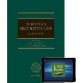 European Securities Law - ISBN 9780198846536