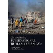 The Handbook of International Humanitarian Law - ISBN 9780198847960