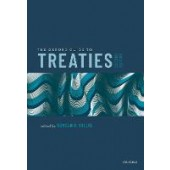 The Oxford Guide to Treaties - ISBN 9780198848349
