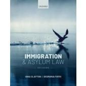 Immigration & Asylum Law - ISBN 9780198848936